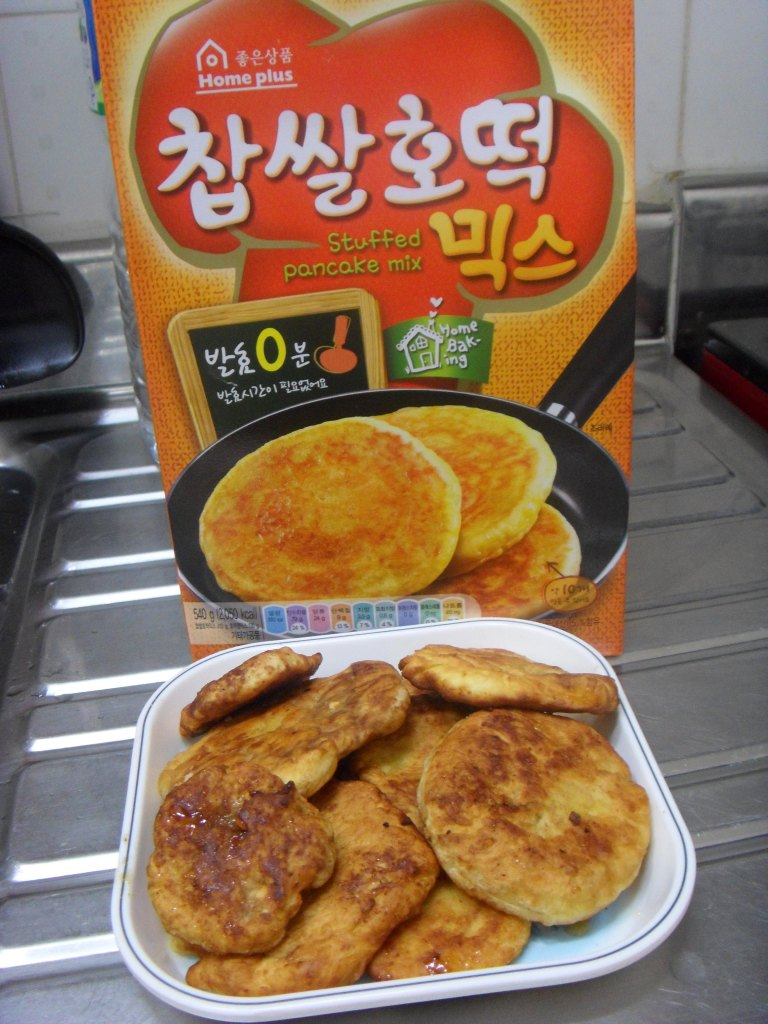 Best Korean Snacks 1: 호떡(Ho Ddeok)
